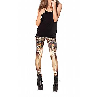 Waooh - Fashion - Mosaic Print Legging and female