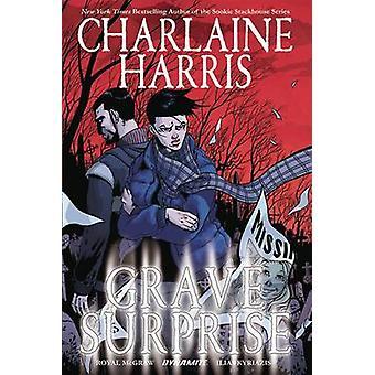 Charlaine Harris Grave Surprise par Ilias Kyriazis - Charlaine Harris