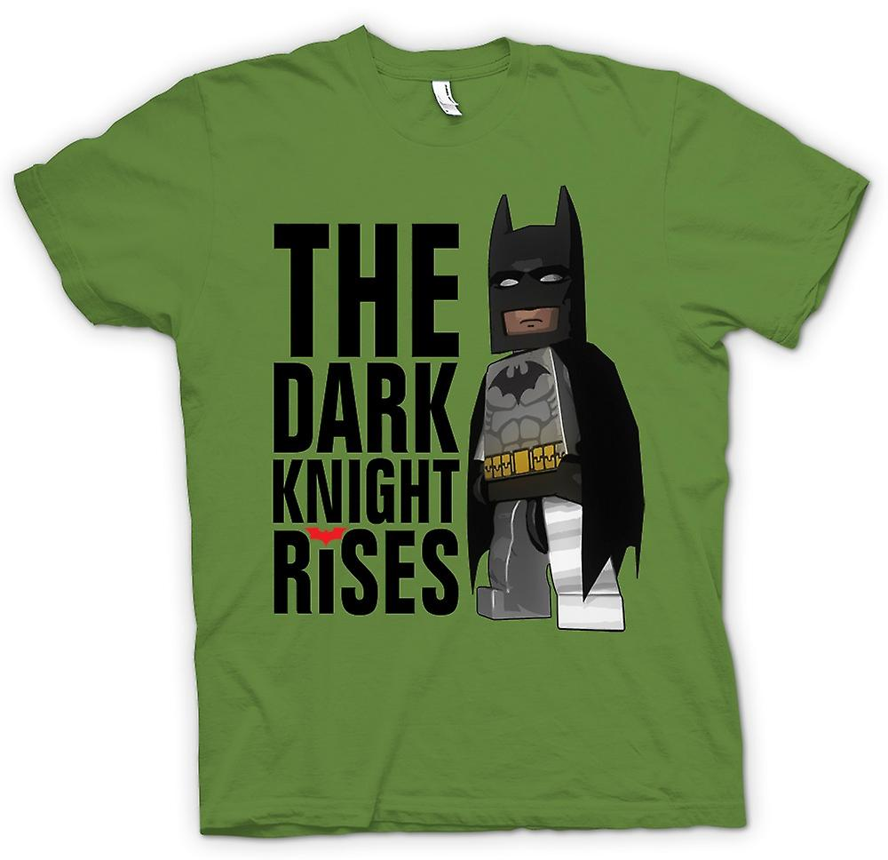 Mens t-shirt - Batman Lego Super eroe - Dark Knight Rises