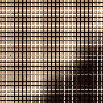 Metal mosaik Titanium LEGERING Glomesh-Ti-AM