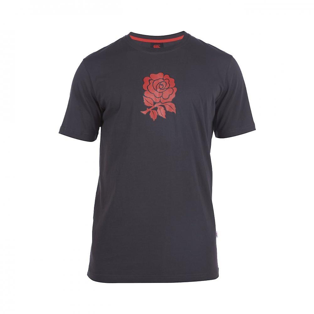2014-2015 England Cotton Graphic Tee (Phantom)