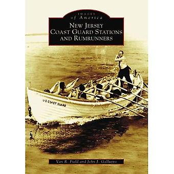 New Jersey Coast Guard Stations and Rumrunners (Images of America (Arcadia Publishing))