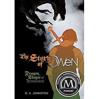 The Story of Owen: Dragon Slayer of Trondheim