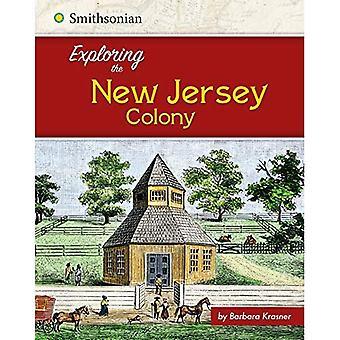 Explorar a colônia de Nova Jersey (explorando as 13 colônias)