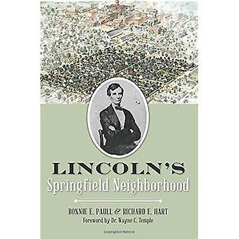 Lincolns Springfield stadsdelen
