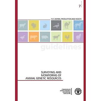 Mätning och övervakning av animaliska genetiska resurser