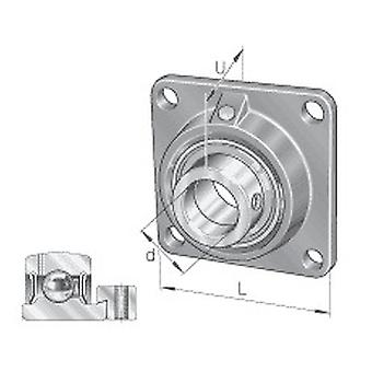 INA PCF35-XL Four Bolt Flanged Housing Unit