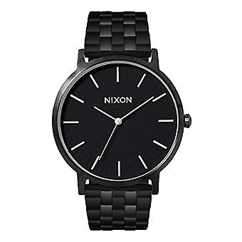 Nixon Analog Man with metal plated stainless steel A1057756-00
