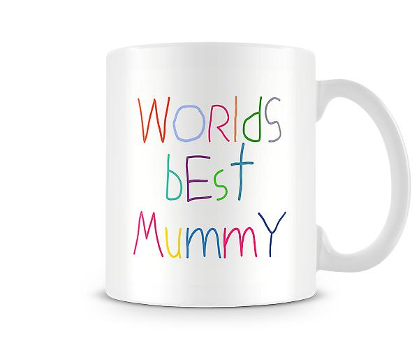 Worlds Best Mummy Mug