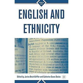 English and Ethnicity by Davies & Glyn Ed.