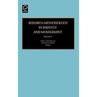 Resrch Meth Strat Mgmnt V2 by David J. Ketchen & J. Ketchen
