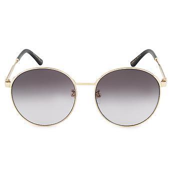 Gucci Round Sunglasses GG00206SK 001 55