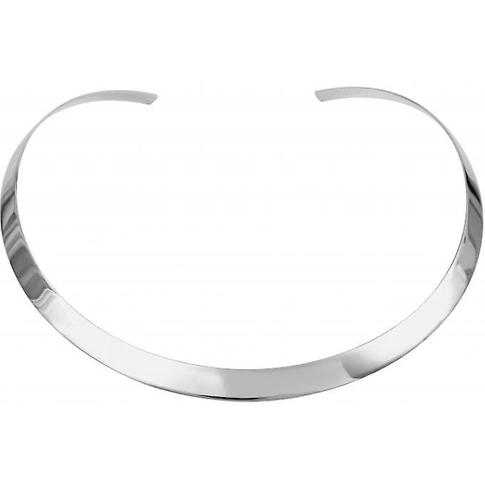 Collier Clio bleu CJ0399 - Collier Intemporel argent Femme