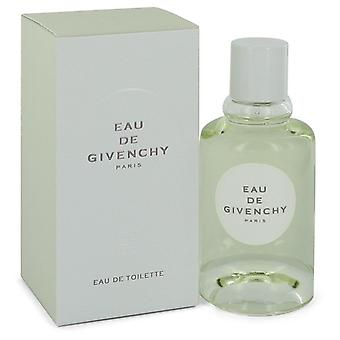 EAU DE GIVENCHY von Givenchy Eau De Toilette Spray 3.4 oz/100 ml (Frauen)