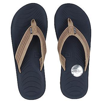 RIP sandales hommes Curl ~ Denise tan bleu