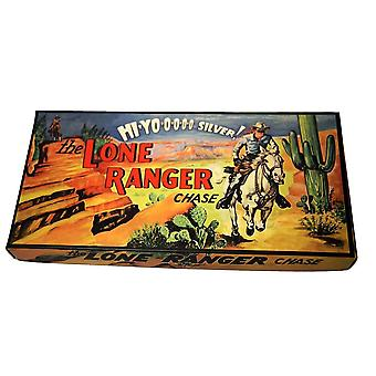 The Lone Ranger Chase Board Game