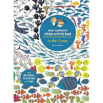 In the Ocean - My Nature Sticker Activity Book by Olivia Cosneau - 978
