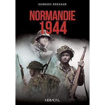 Normandie 1944 - 9782840483724 Book