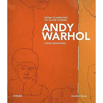 Andy Warhol - From Silverpoint to Silver Screen * 1950s Drawings by Ja