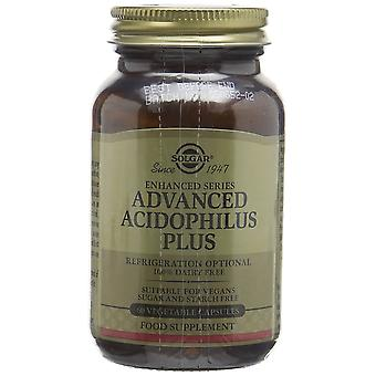 Solgar, Advanced Acidophilus Plus (Non-Dairy) Vegetable Capsules, 60