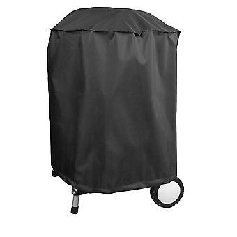 Charles Bentley BBQ Premium Polyester canvas zwarte waterdichte waterkoker BBQ cover-zwart