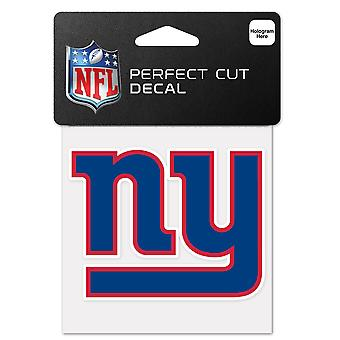 Wincraft decal 10x10cm - NFL New York Giants