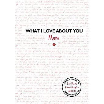 Lo que me encanta de ti: Mamá