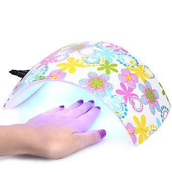 36W UV nail lamp manicures Floral