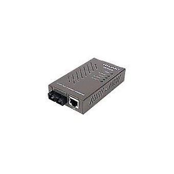 10/100M Multimode (TR-932D) SC-Faserkonverter, Vollduplex