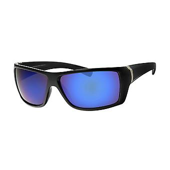 Basics Celebrity Sunglasses - Black/ Blue