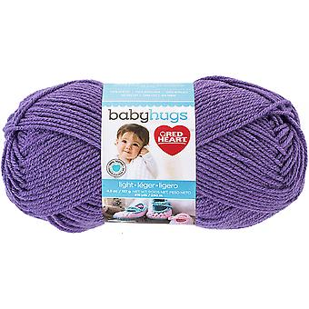 Red Heart Baby Hugs Light-Lilac E403-3538