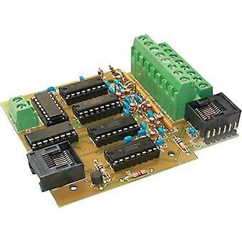 TAMS Elektronik 44-01306-01-C s88-3 Signal decoders Module, w/o cable, w/o connector