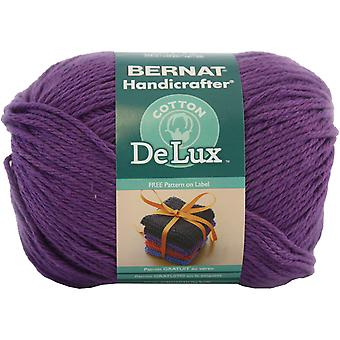 Handicrafter DeLux Cotton Yarn-Purple 162078-78320