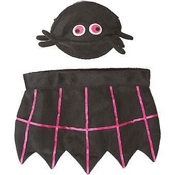 Spider Dog Costume-Extra Small/Small 103013