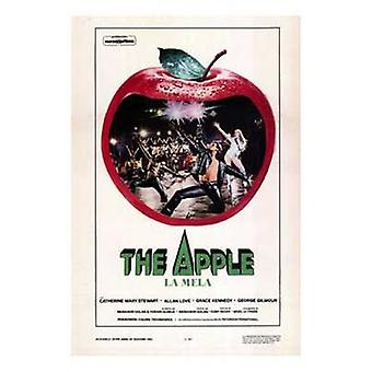 The Apple Movie Poster (11 x 17)