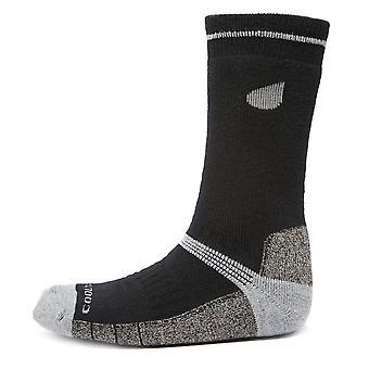 Peter Storm Men's Midweight Coolmax Hiking Socks