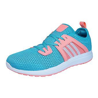 Adidas Durama Kids Running Trainers / schoenen - groen
