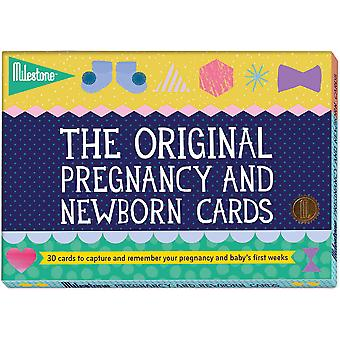 Milestone Cards Pregnancy
