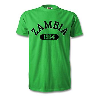 Zambia Independence 1964 Kids T-Shirt