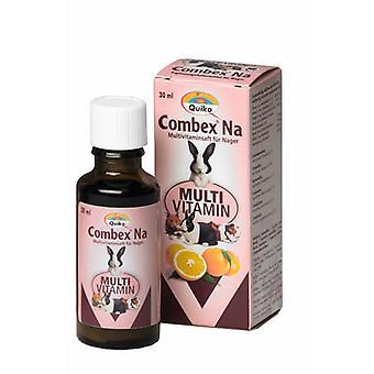 Quiko Small Animal Combex Na Multi-vitamin Supplement 30ml
