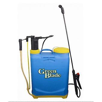 16 Liter Rucksack-Drucksprühgerät für Garten Wasser Düngemittel Herbizide Pestizide