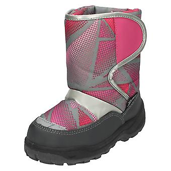 Mädchen Cutie Slip-On-Snow Boot