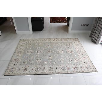 Creme blomster Farhan orientalsk tæppe