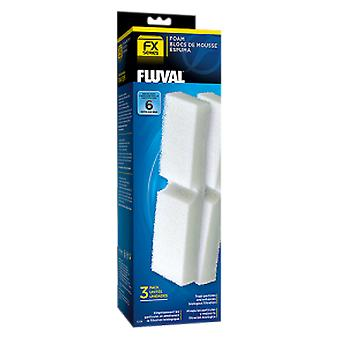 Fluval FLUVAL FOAM FX5 3 CP (Fish , Filters & Water Pumps , Filter Sponge/Foam)