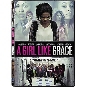 Girl Like Grace [DVD] USA import