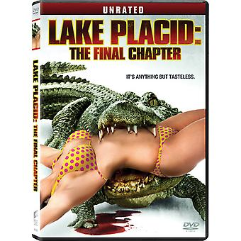 Lake Placid: The Final Chapter [DVD] USA import
