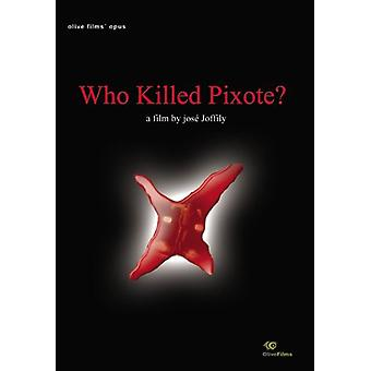 Who Killed Pixote? [DVD] USA import