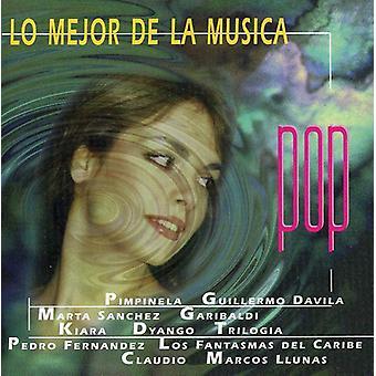 Lo Mejor De Pop - Lo Mejor De Pop [CD] USA import