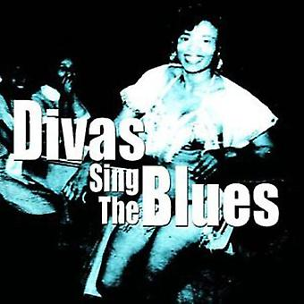 Divas sjunga Blues - Divas sjunga Blues [CD] USA import