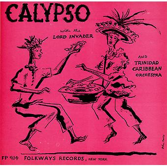 Herren Invader - Calypso [DVD] USA importere